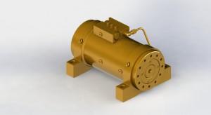 LS3系列螺旋式油缸